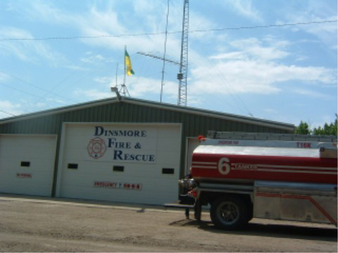 Dinsmore Fire Hall